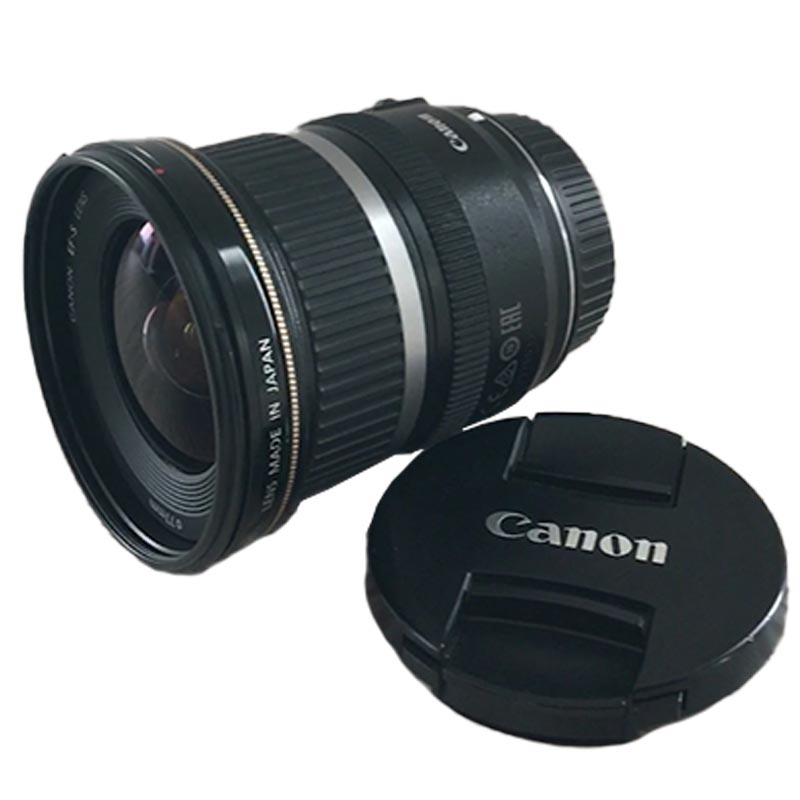 Canon Weitwinkel 10-22mm